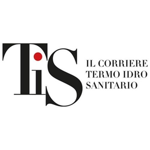 CORRIERE TERMO IDRO SANITARIO LOGO
