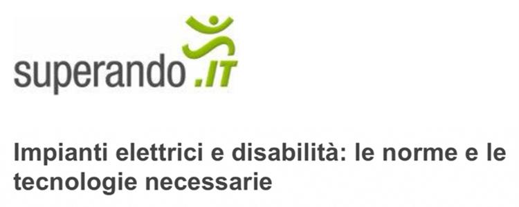WEBINAR CEI PROSIEL | IMPIANTO ELETTRICO E DISABILITA'